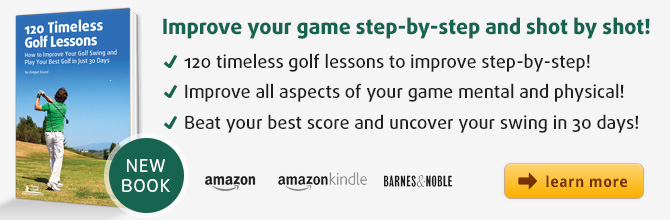Order Now! – 120 Timeless Golf Lessons