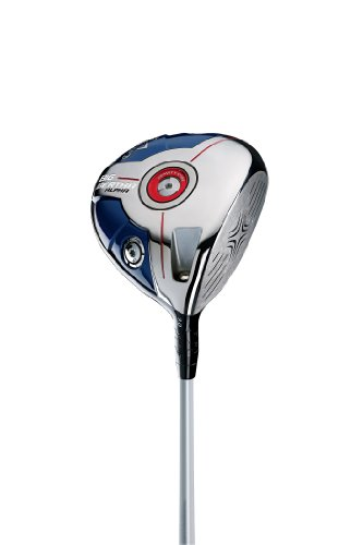 Callaway Men's Big Bertha Alpha Driver, Right Hand, Graphite, Stiff Flex, 9.0
