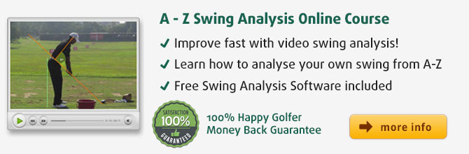 Order Now! A-Z Swing Analysis Online Course