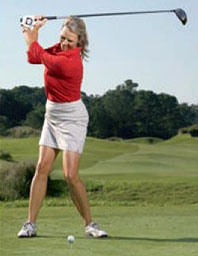 The reverse Pivot wrecks your golf swing.