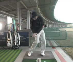Sang-Moon Bae Downswing