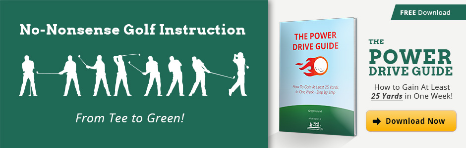 No-Nonsense Golf Instruction