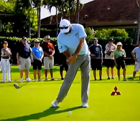 Fred Couples' Downswing