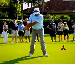 Fred Couples Takeaway