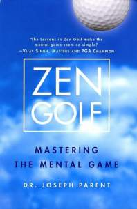 zen golf - mastering the mental game - book